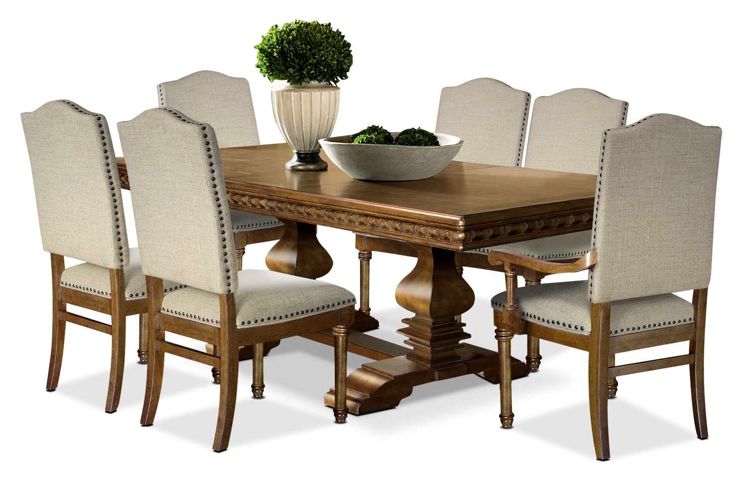 Clairmont 7-Piece Dining Package