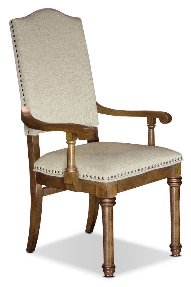 Dining Room Furniture - Clairmont Dining Arm Chair