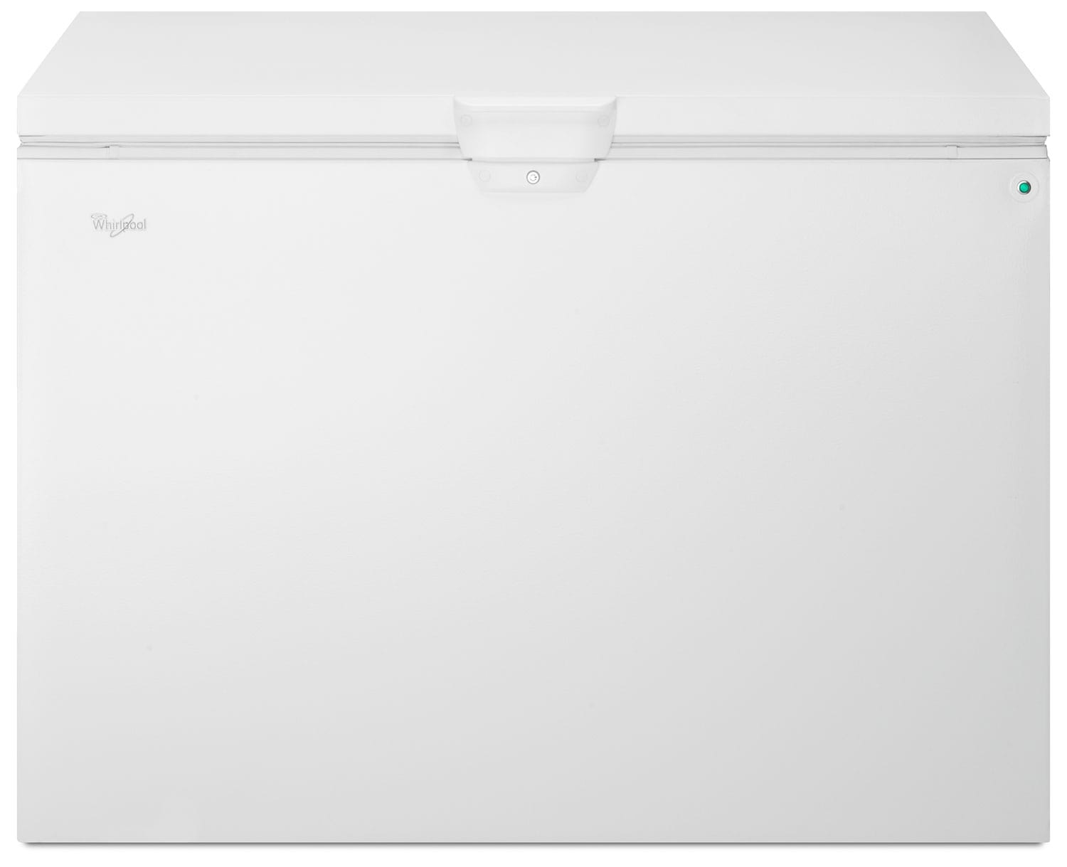 Refrigerators and Freezers - Whirlpool 15 Cu. Ft. Chest Freezer – WZC5415DW