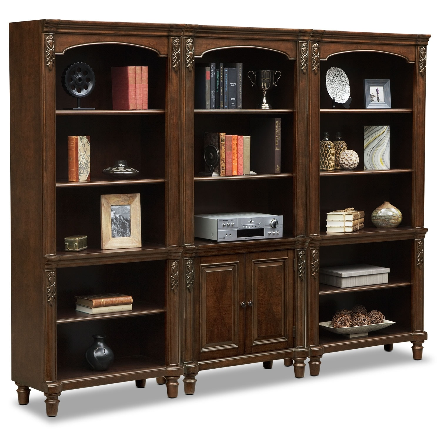 [Ashland Wall Bookcase]