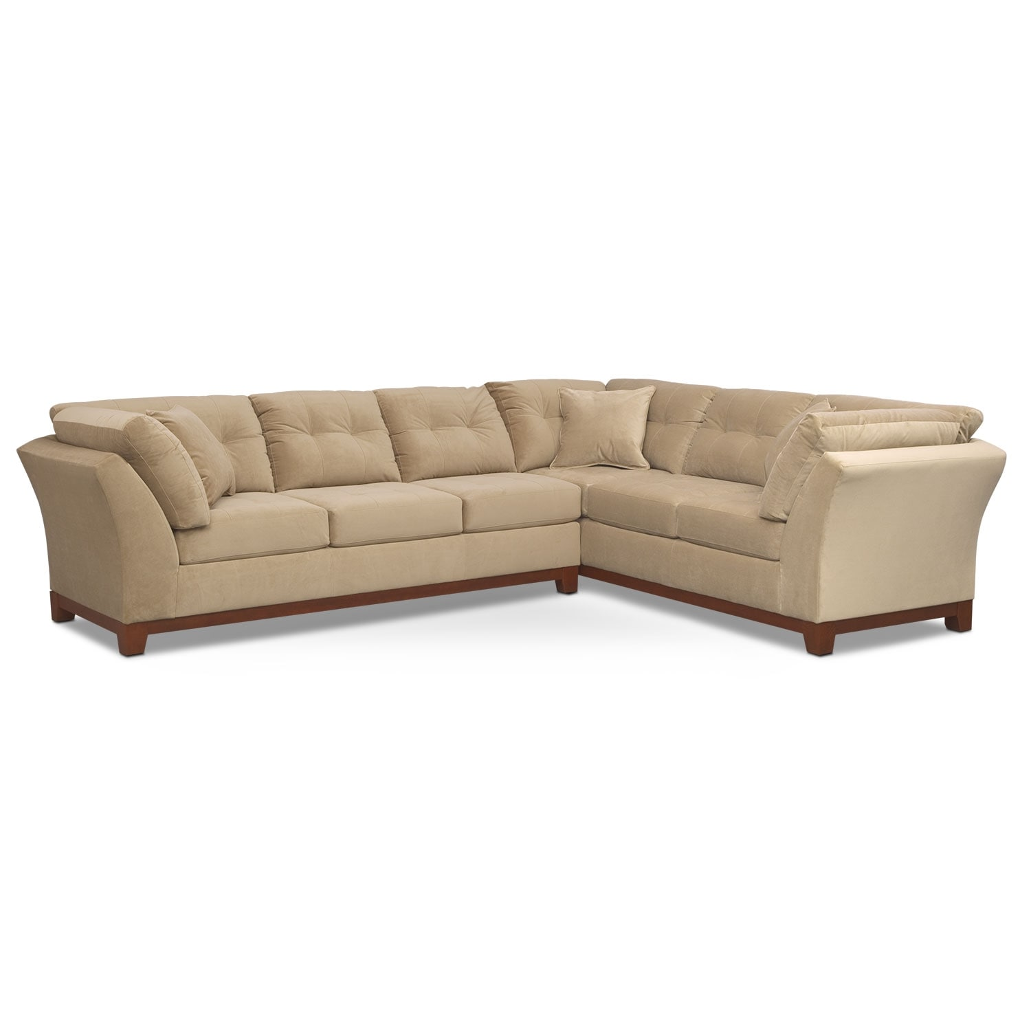The Solace Sectional Collection