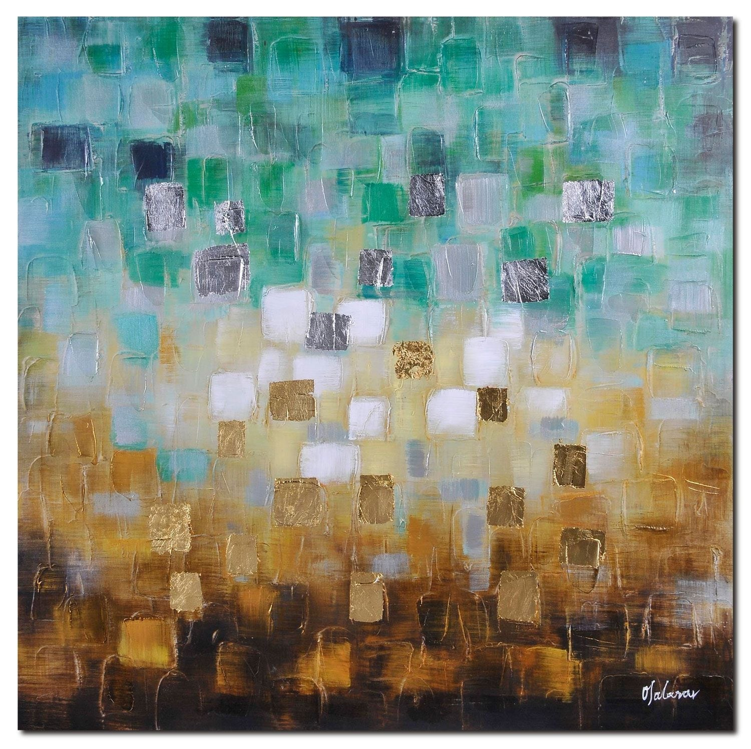 "Accent and Occasional Furniture - Tarabalo - 40"" x 40"""