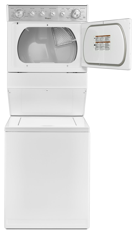 equator stackable washer dryer set ew 820 ed 850 v