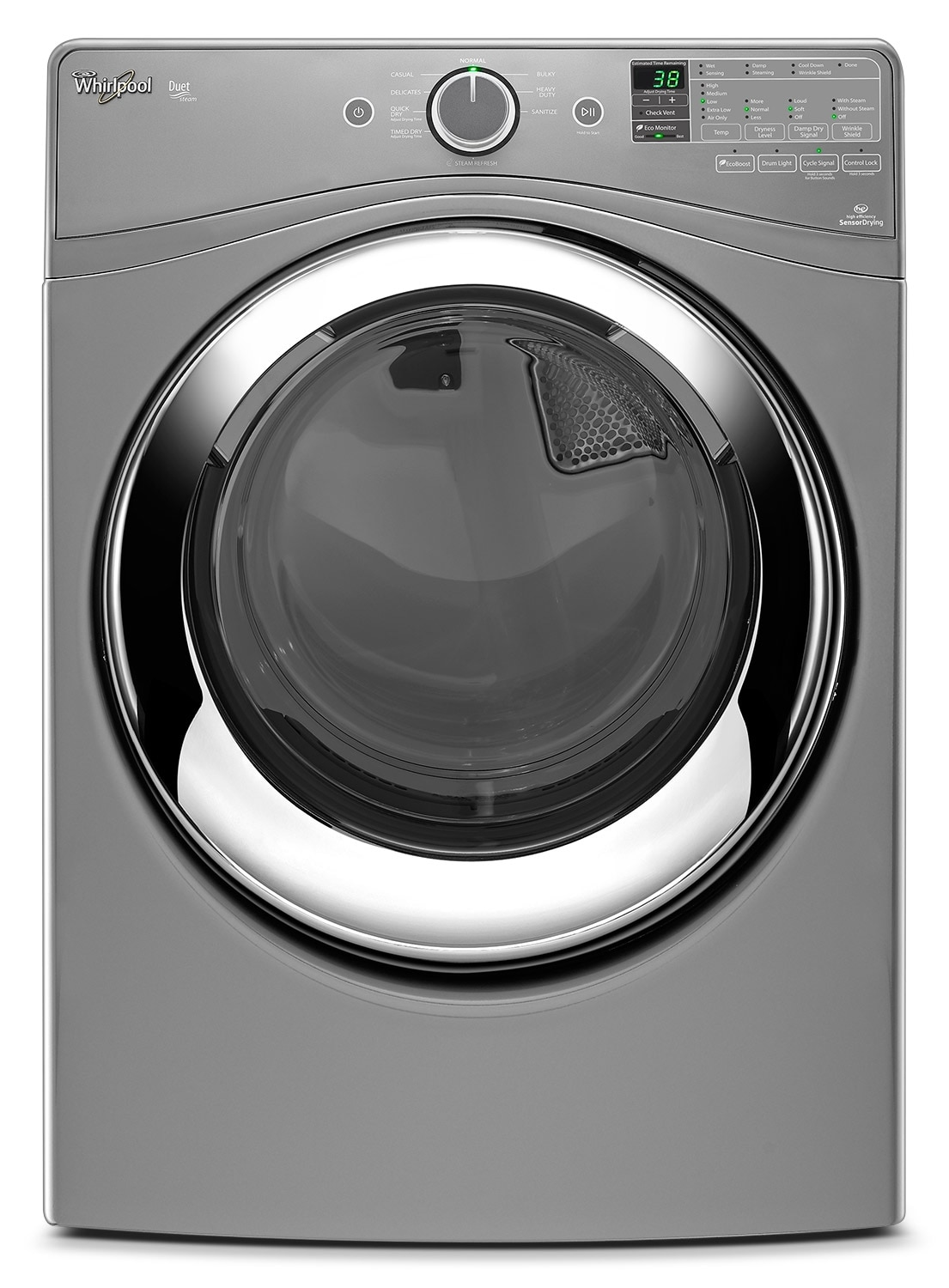 Washers and Dryers - Whirlpool Gas Dryer (7.3 Cu. Ft.) WGD87HEDC