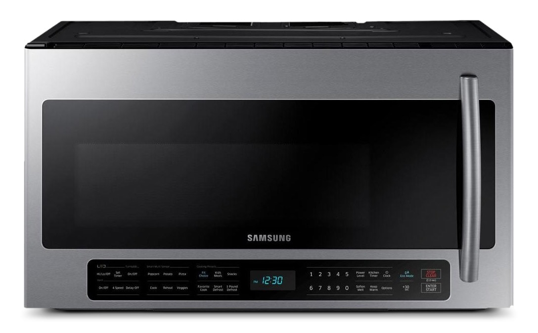 Samsung Stainless Steel Over-the-Range Microwave (2.1 Cu. Ft.) - ME21H706MQS/AC