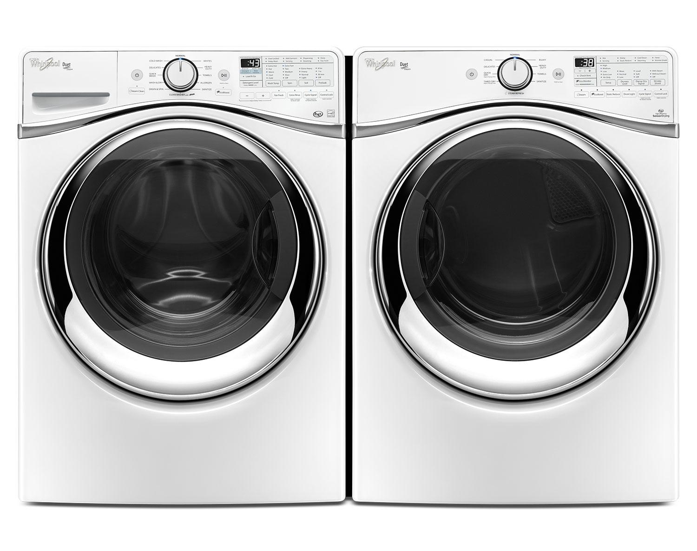 Whirlpool Laundry - WFW97HEDW/YWED97HEDW