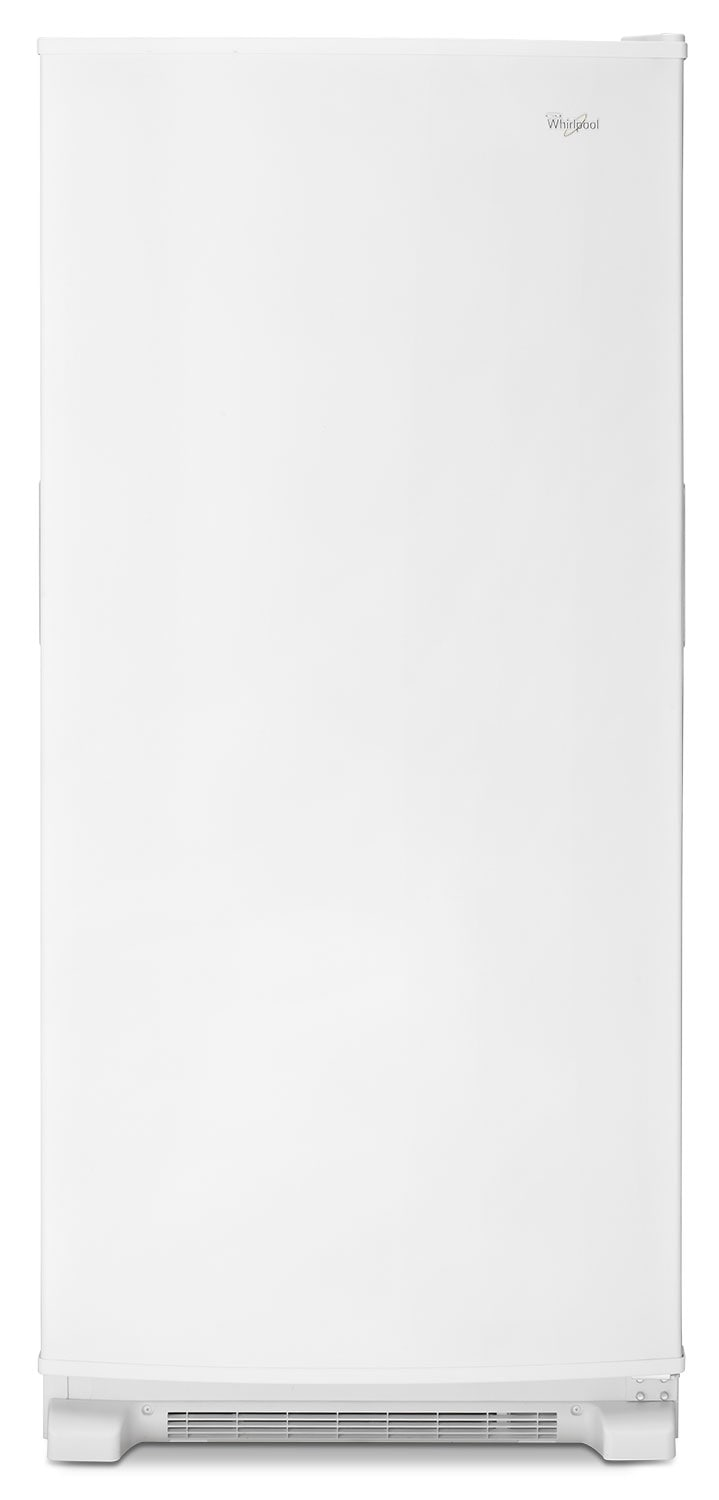 Refrigerators and Freezers - Whirlpool Upright Freezer (17.7 Cu. Ft.) WZF34X18DW