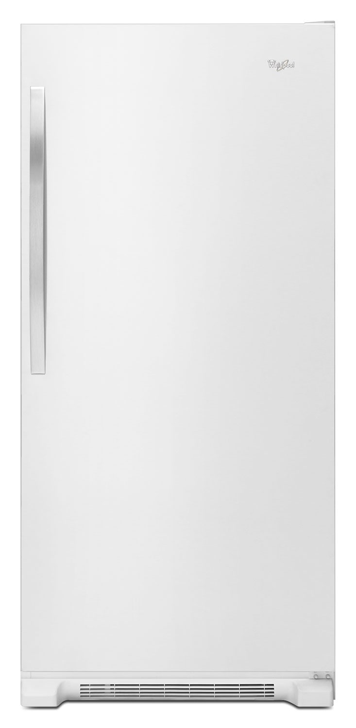 [Whirlpool White Refrigerator (17.7 Cu. Ft.) - WSR57R18DH]