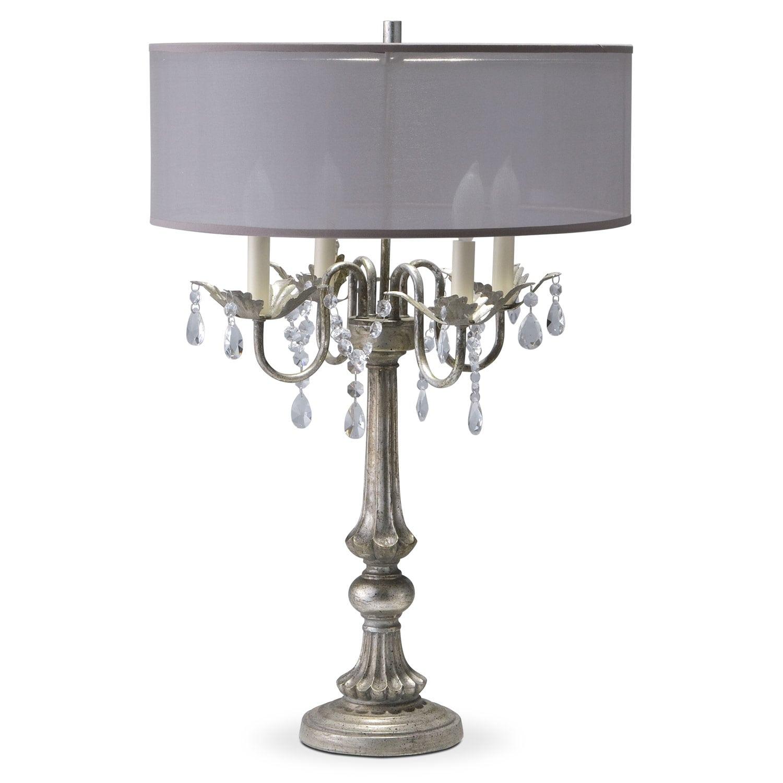 [Chandelier Table Lamp]
