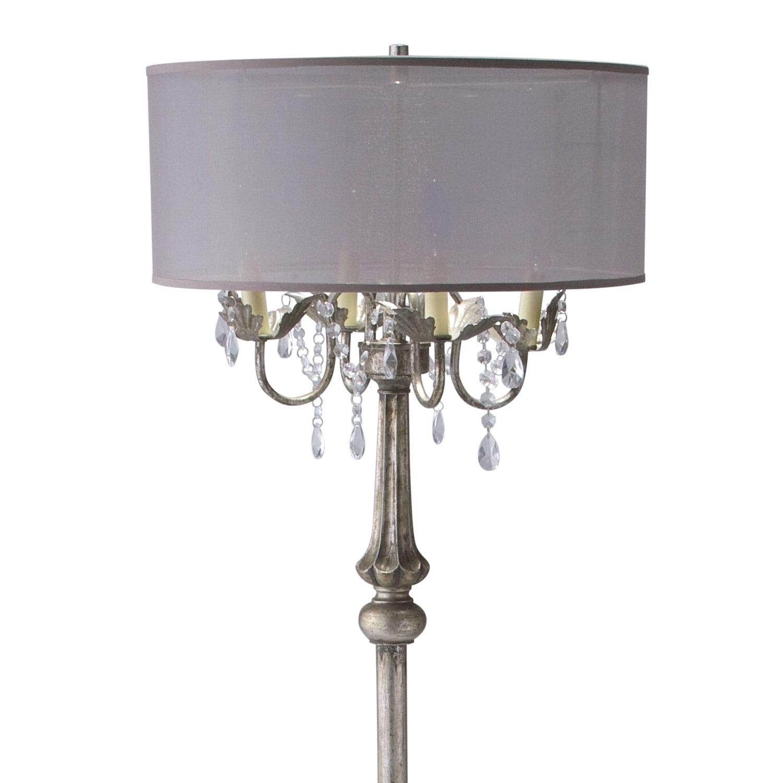 Pendant Floor Lamp: American Signature Furniture