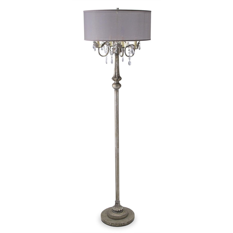 [Chandelier Floor Lamp]