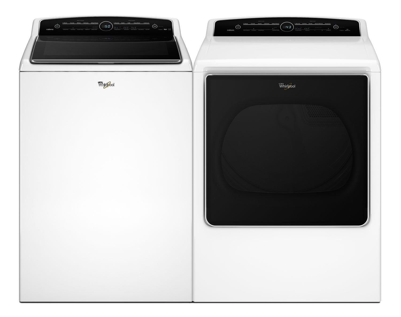 Whirlpool Laundry - WTW8500DW/YWED8500DW