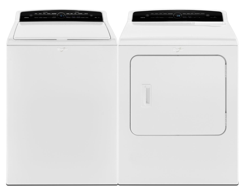 Whirlpool Laundry - WTW7000DW/YWED7300DW