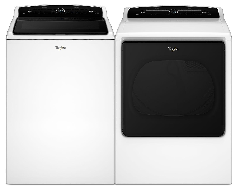 Whirlpool Laundry - WTW8000DW/YWED8000DW