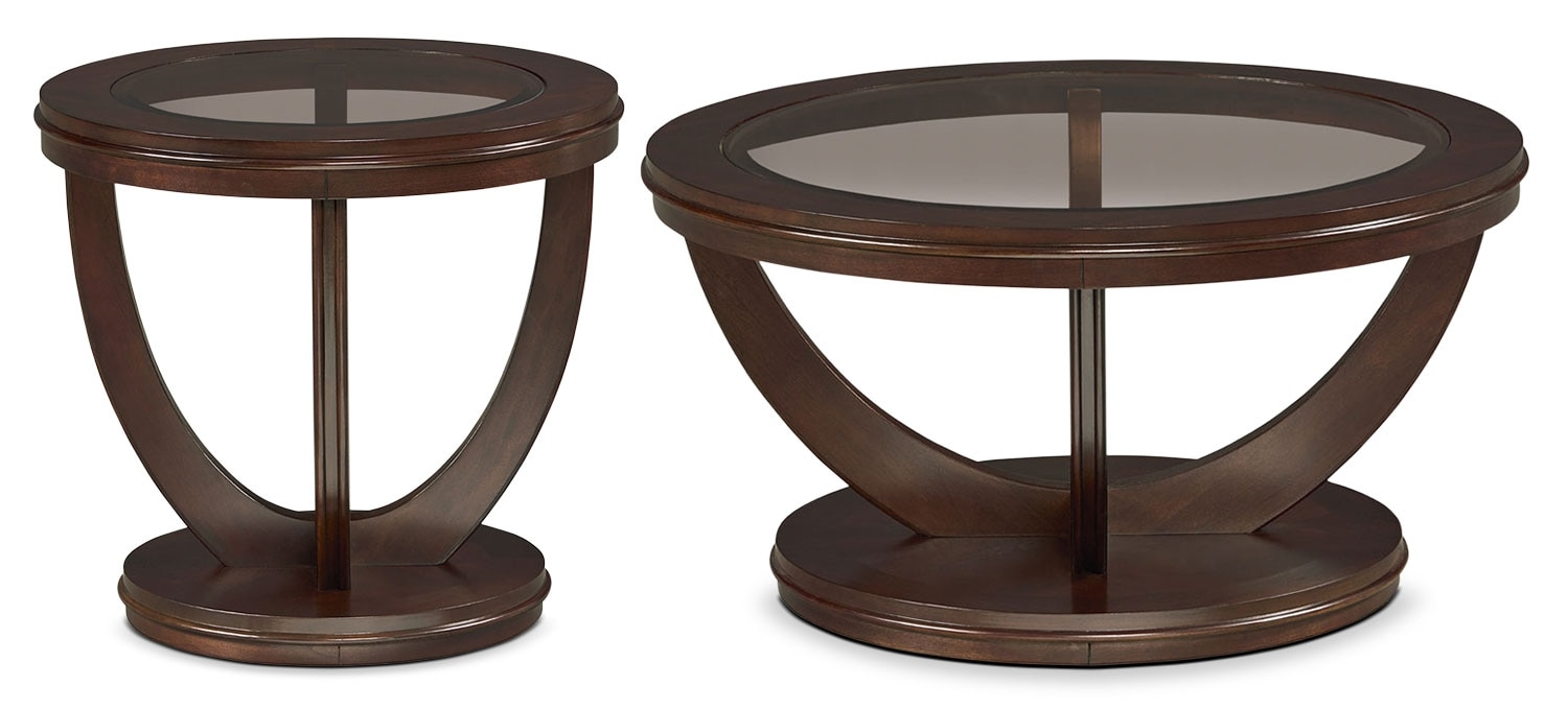 Bristol 2-Piece Coffee and End Table Package