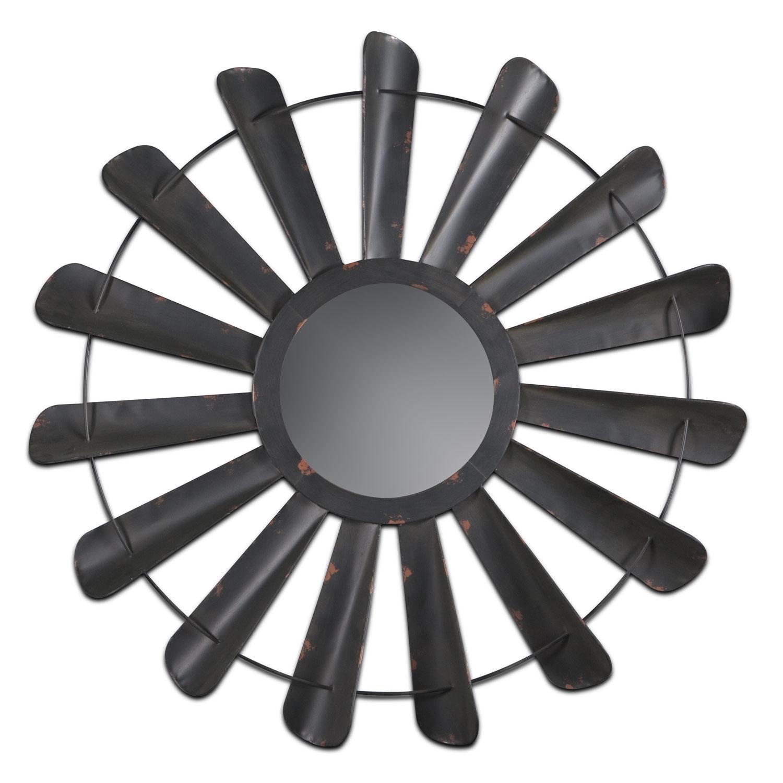 [Fan Blades Mirror]