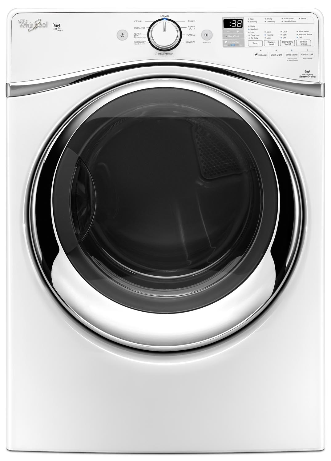 Washers and Dryers - Whirlpool Dryer (7.3 Cu. Ft.) YWED95HEDW
