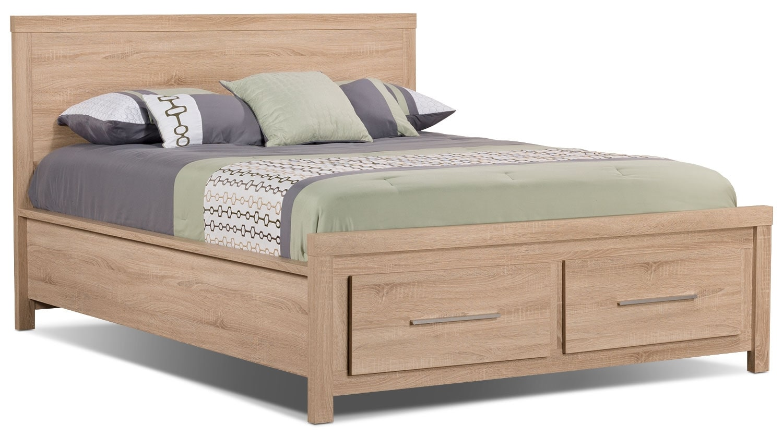 Chambre à coucher - Grand lit Sierra