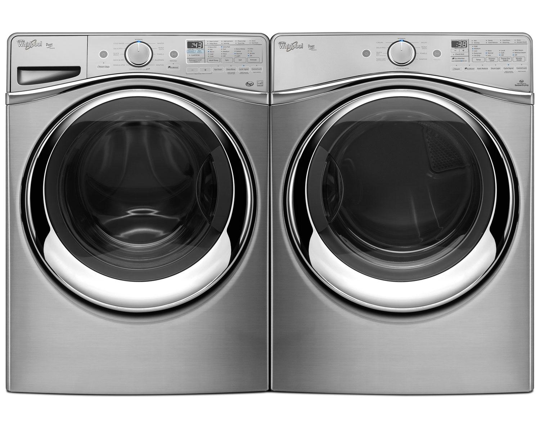 Whirlpool Laundry - WFW97HEDU/YWED97HEDU