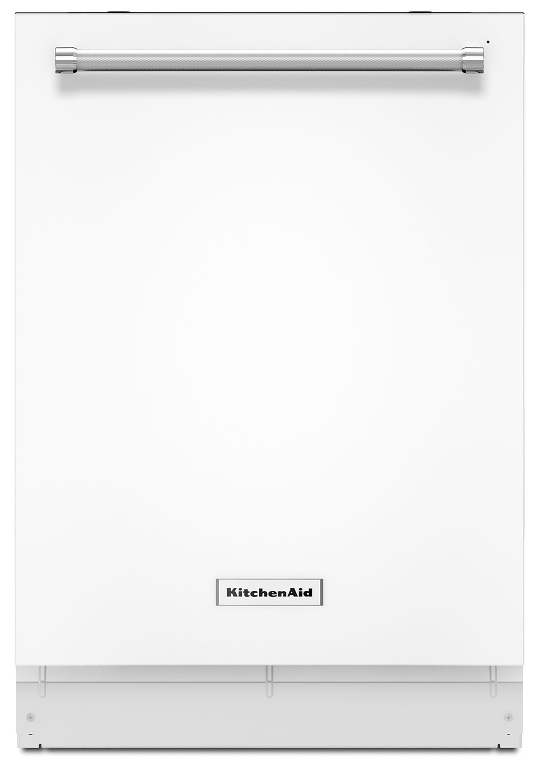 "KitchenAid 24"" Dishwasher with ProScrub® System – White"