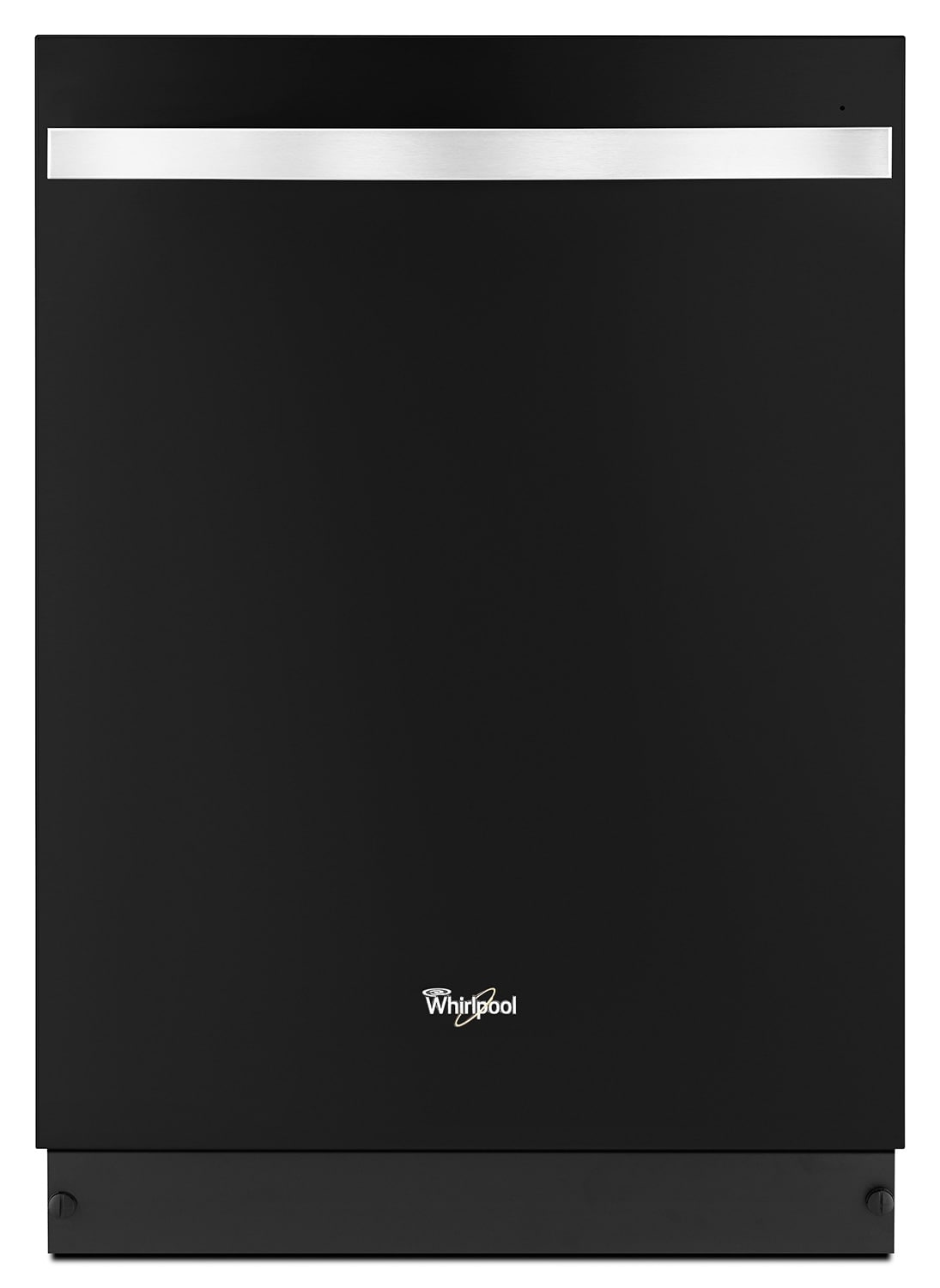 "Clean-Up - Whirlpool Black 24"" Dishwasher - WDT920SADE"