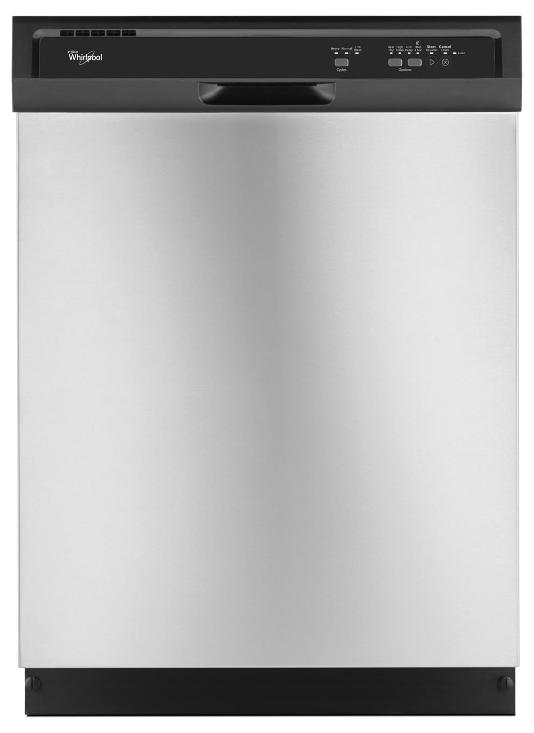 "[Whirlpool Stainless Steel 24"" Dishwasher - WDF320PADS]"