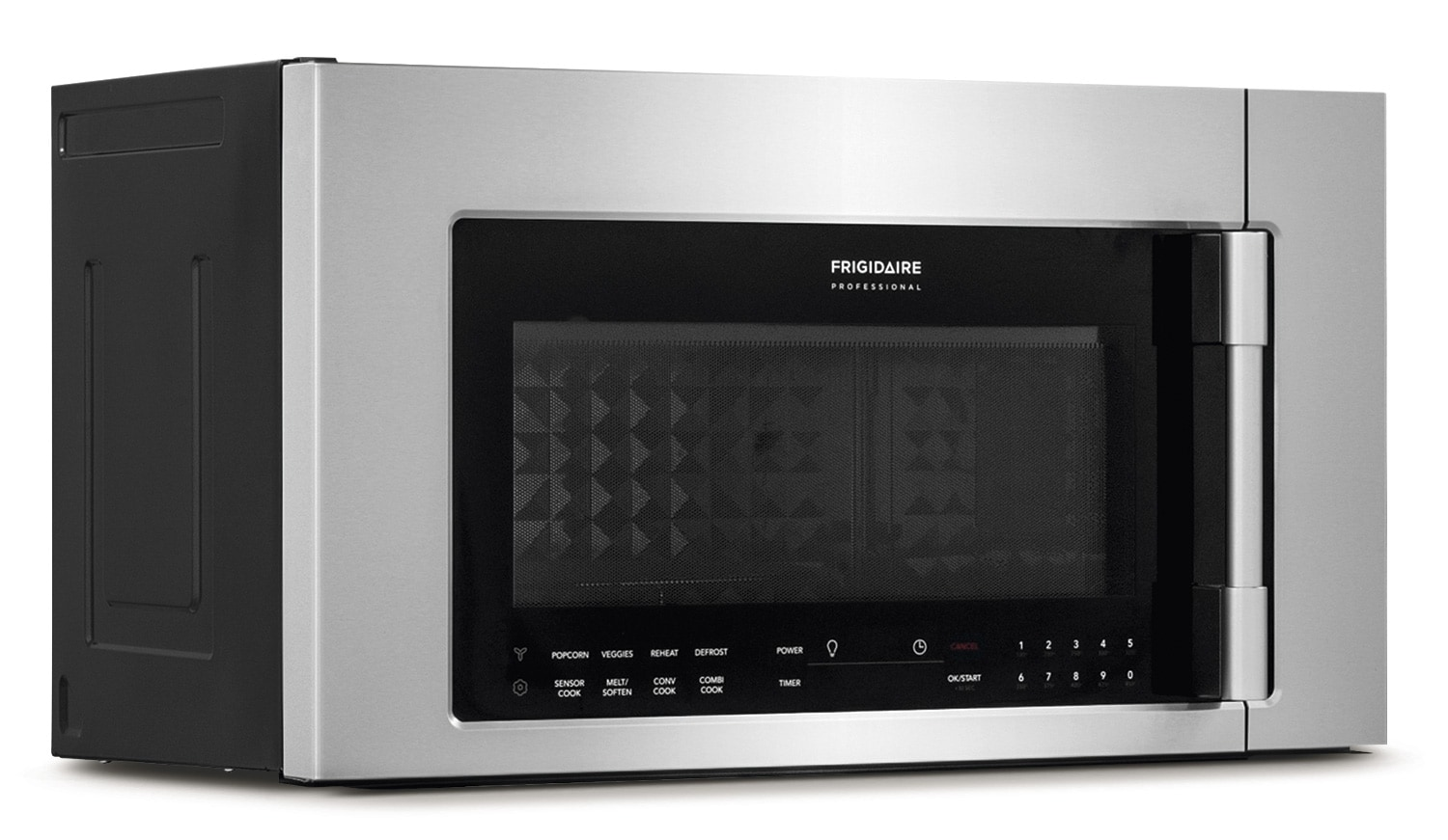 Cooking Products - Frigidaire Professional Stainless Steel Over-the-Range Microwave (1.8 Cu. Ft.) - CPBM3077RF