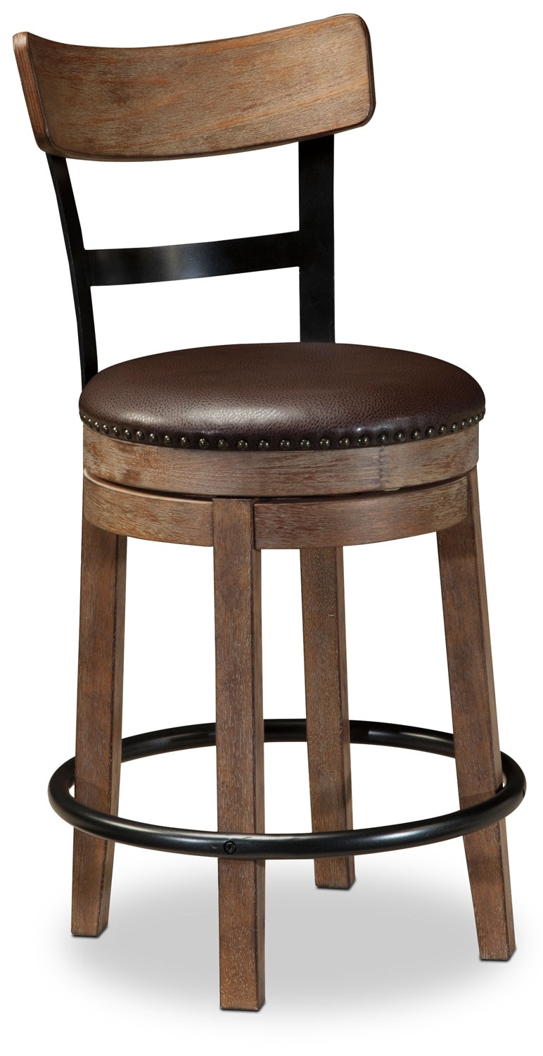 "Dining Room Furniture - Pinnadel 24"" Bar Stool"