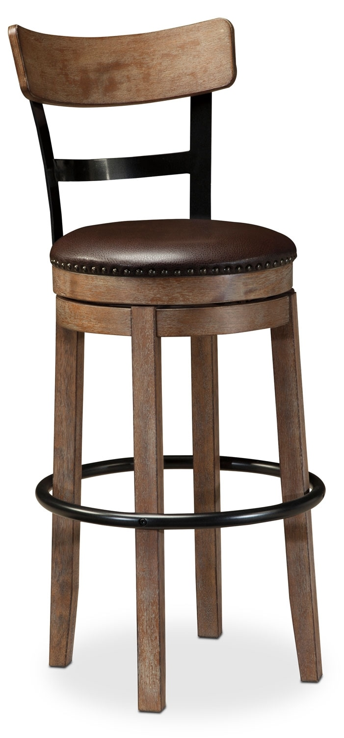 "Pinnadel 30"" Bar Stool"