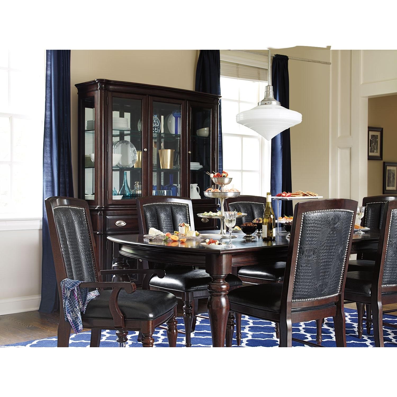 Esquire 7 Pc Dining Room American Signature Furniture