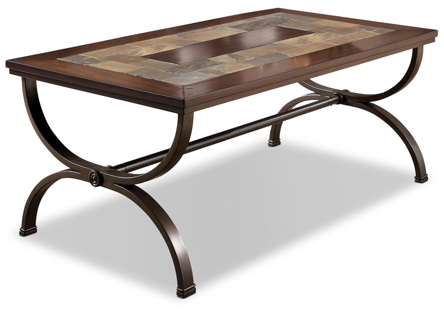 Accent and Occasional Furniture - Zander Coffee Table