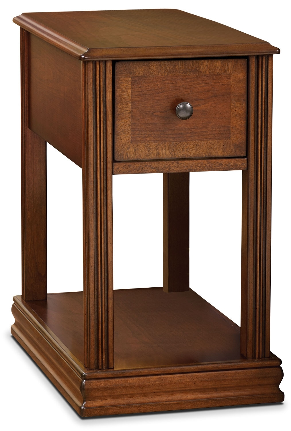 Accent and Occasional Furniture - Sydney Accent Table - Cherry