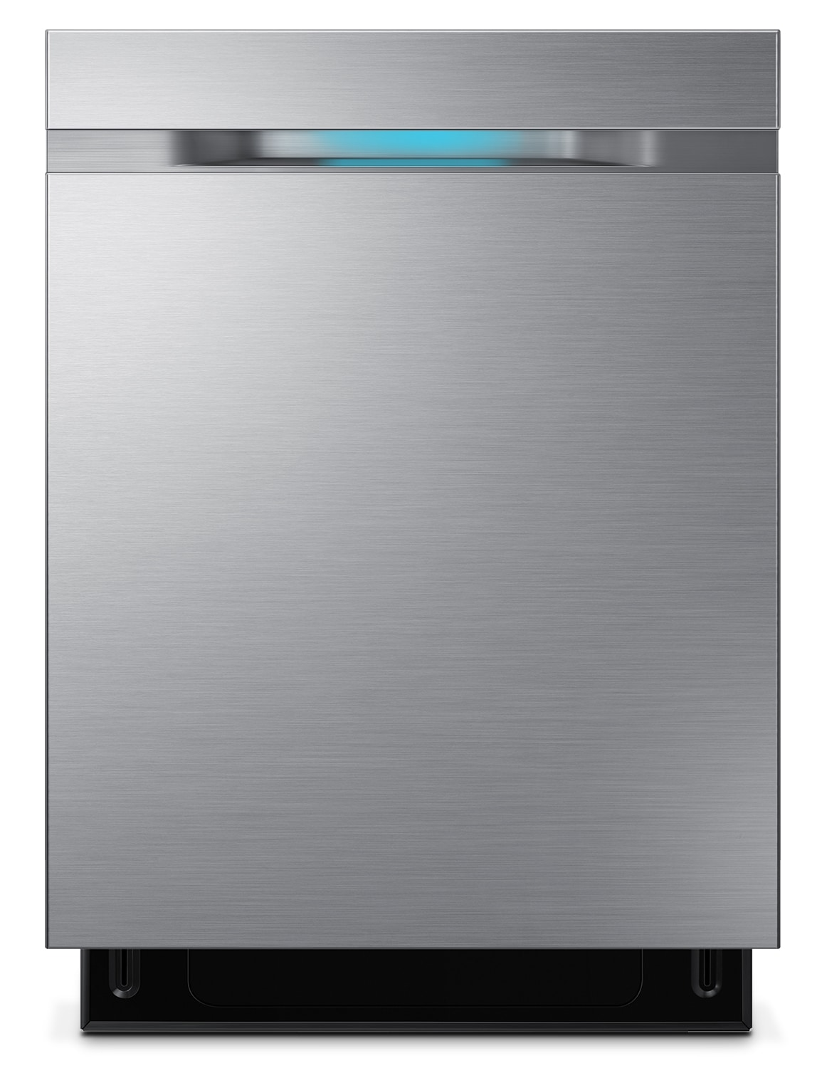 "Clean-Up - Samsung Stainless Steel 24"" Dishwasher - DW80J9945US/AC"