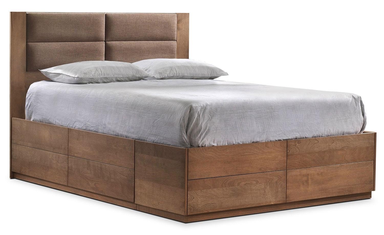 Bedroom Furniture - Whitman Queen Storage Bed
