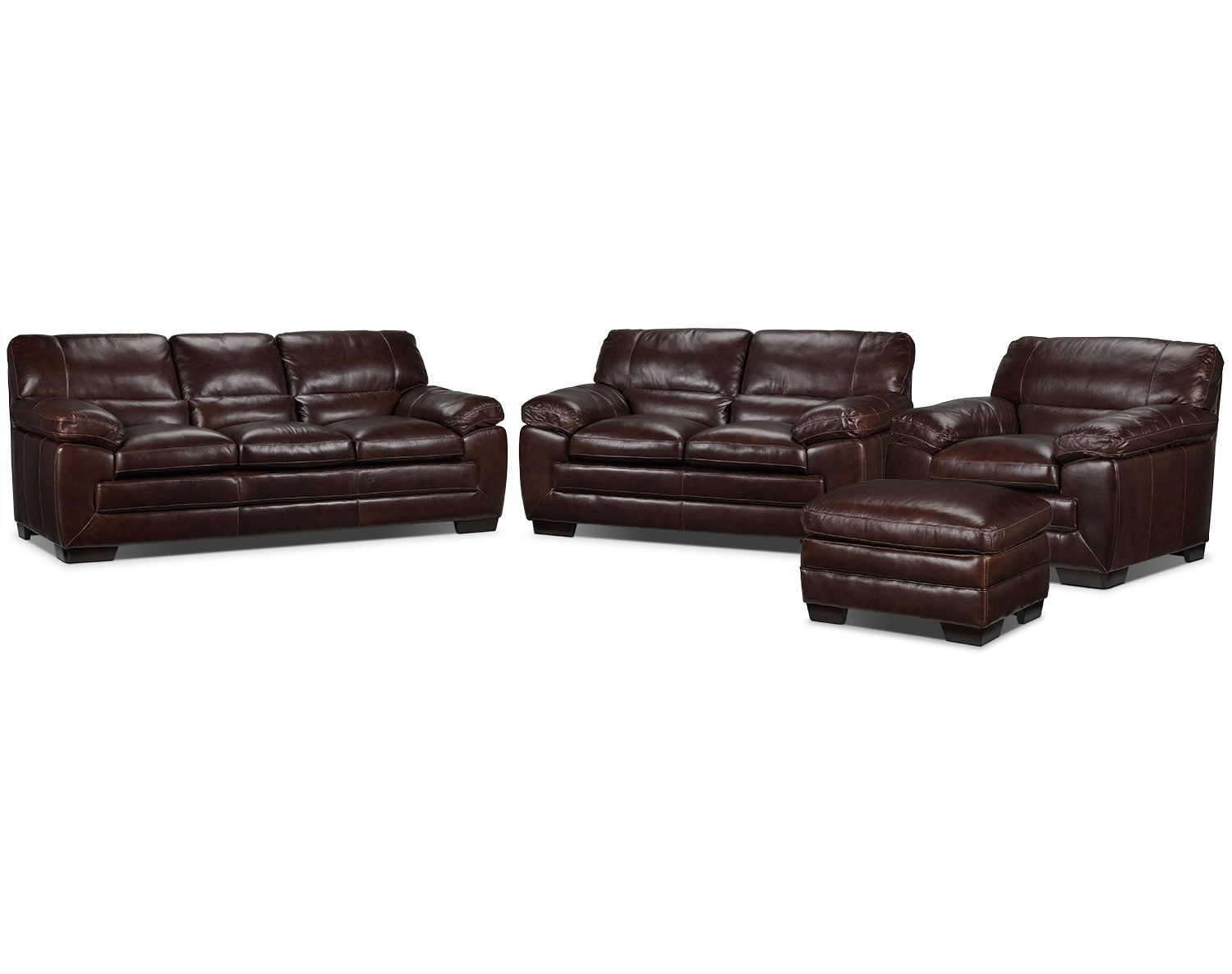 The Amarillo Collection - Brown