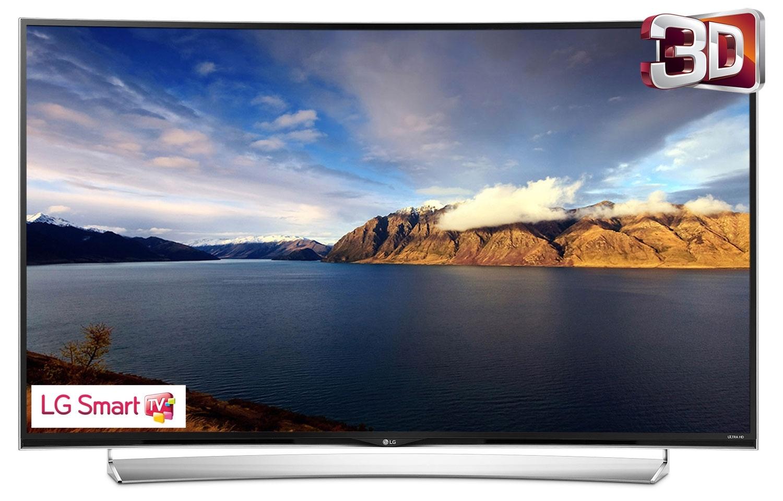 "Televisions - LG 79"" Smart Curved 4K UHD LED 79UG8800"