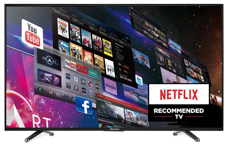 """[Hisense 55"""" Full HD SMART LED TV 55H6B]"""