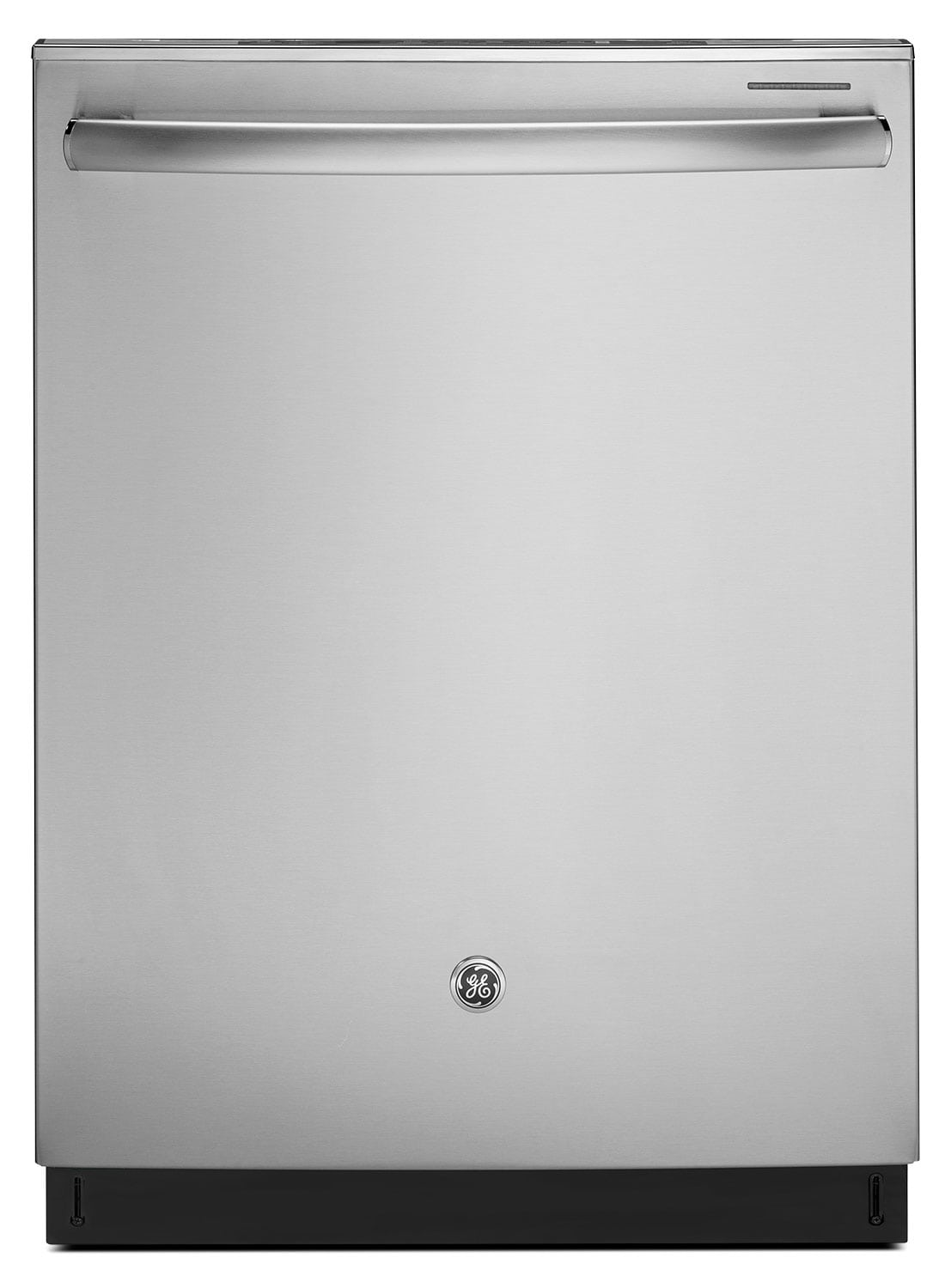 Clean-Up - GE Tall Tub Built-In Dishwasher - Stainless Steel