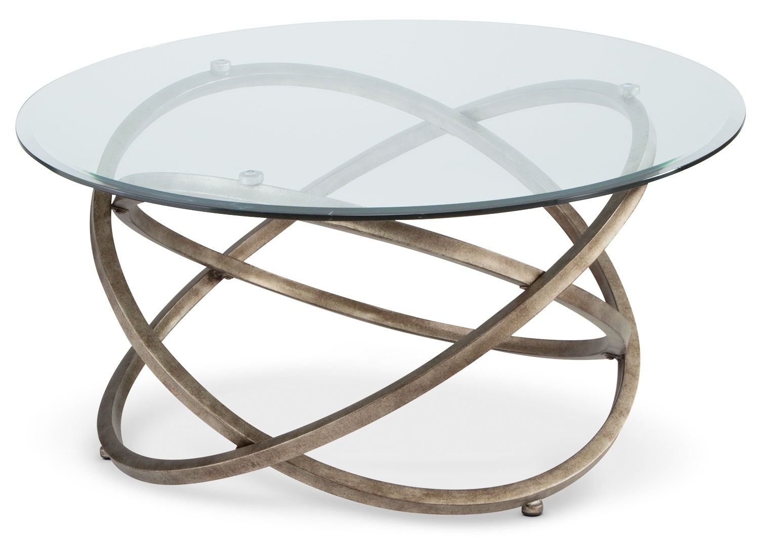 Accent and Occasional Furniture - Escala Coffee Table