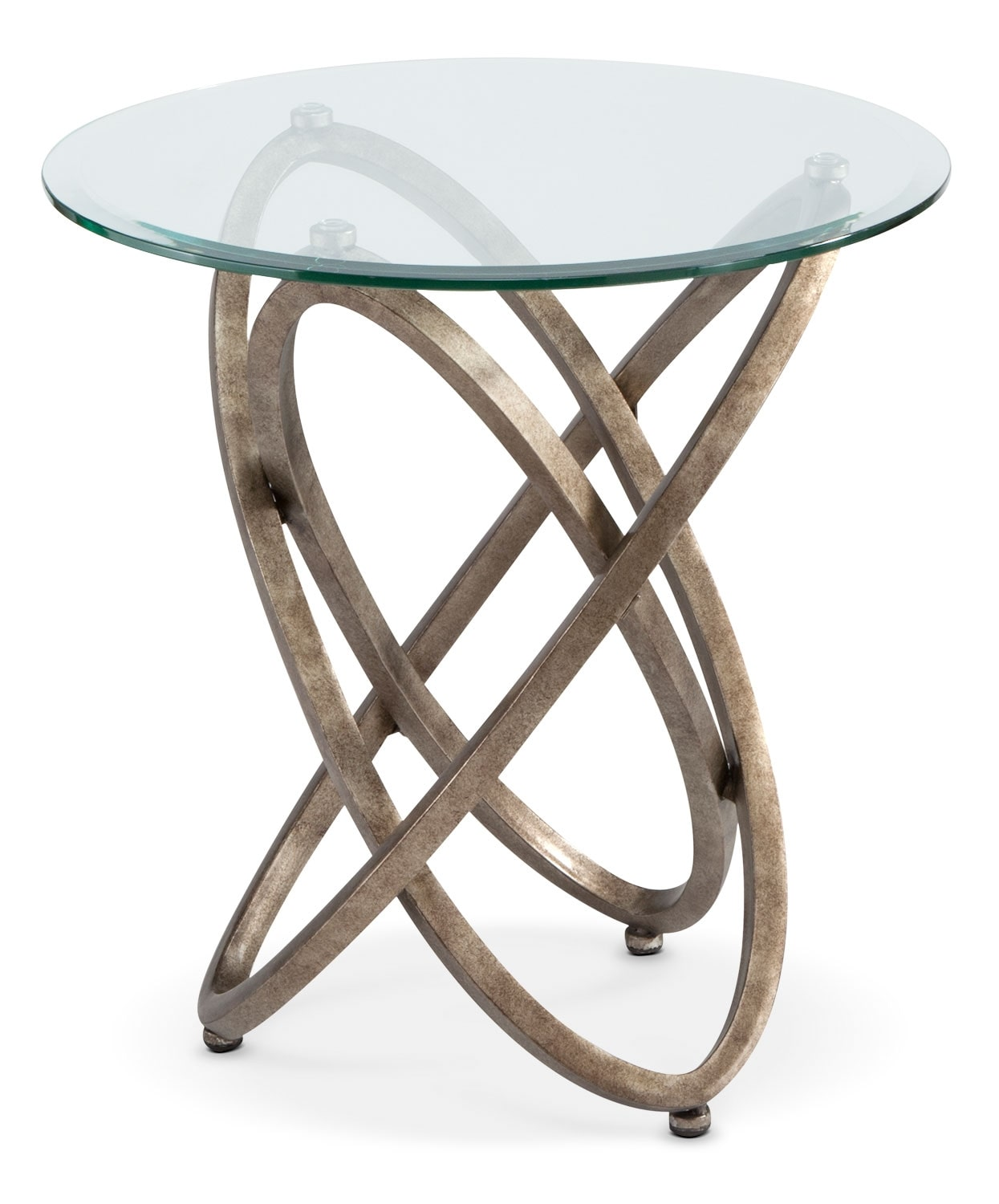 Accent and Occasional Furniture - Escala End Table
