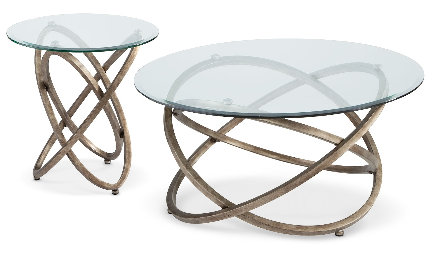 Escala 2-Piece Coffee and End Table Package