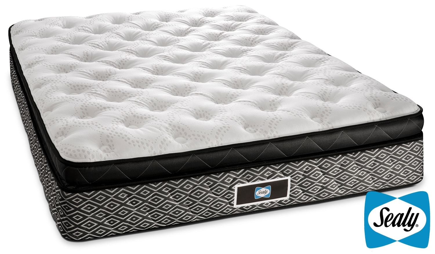 Sealy Echo Plush Queen Mattress