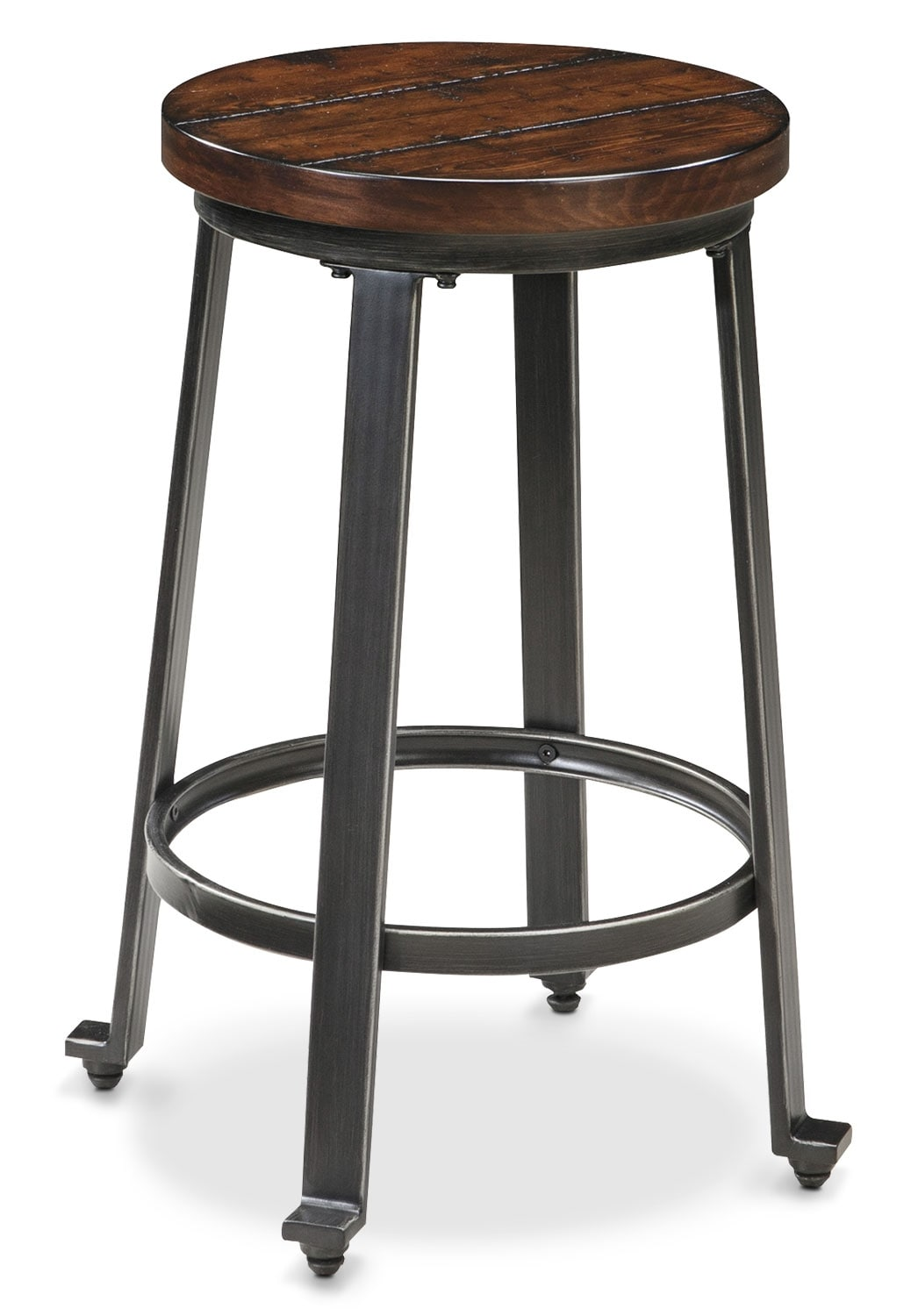 Challiman quot bar stool the brick