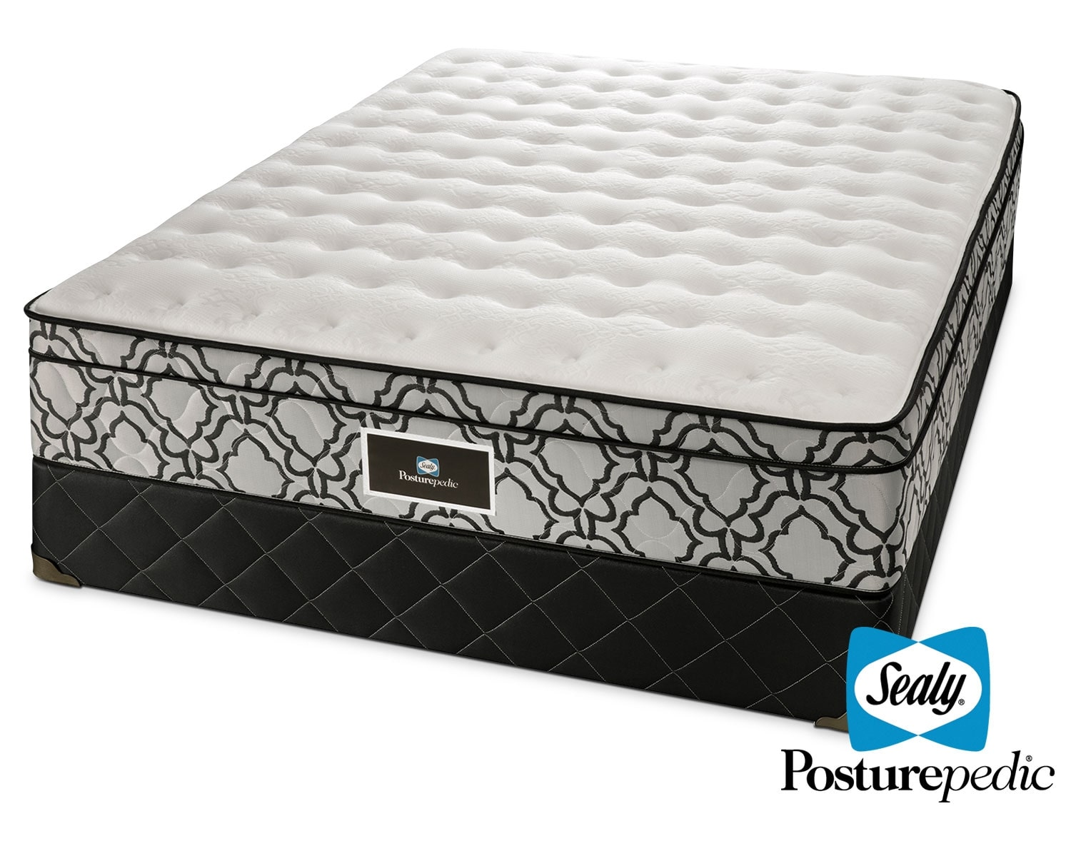 The Sealy Colosseum Mattress Collection