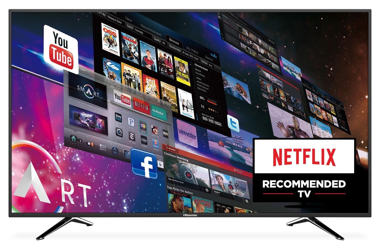 """[Hisense 65"""" 4K UHD Smart LED TV 65H7B]"""