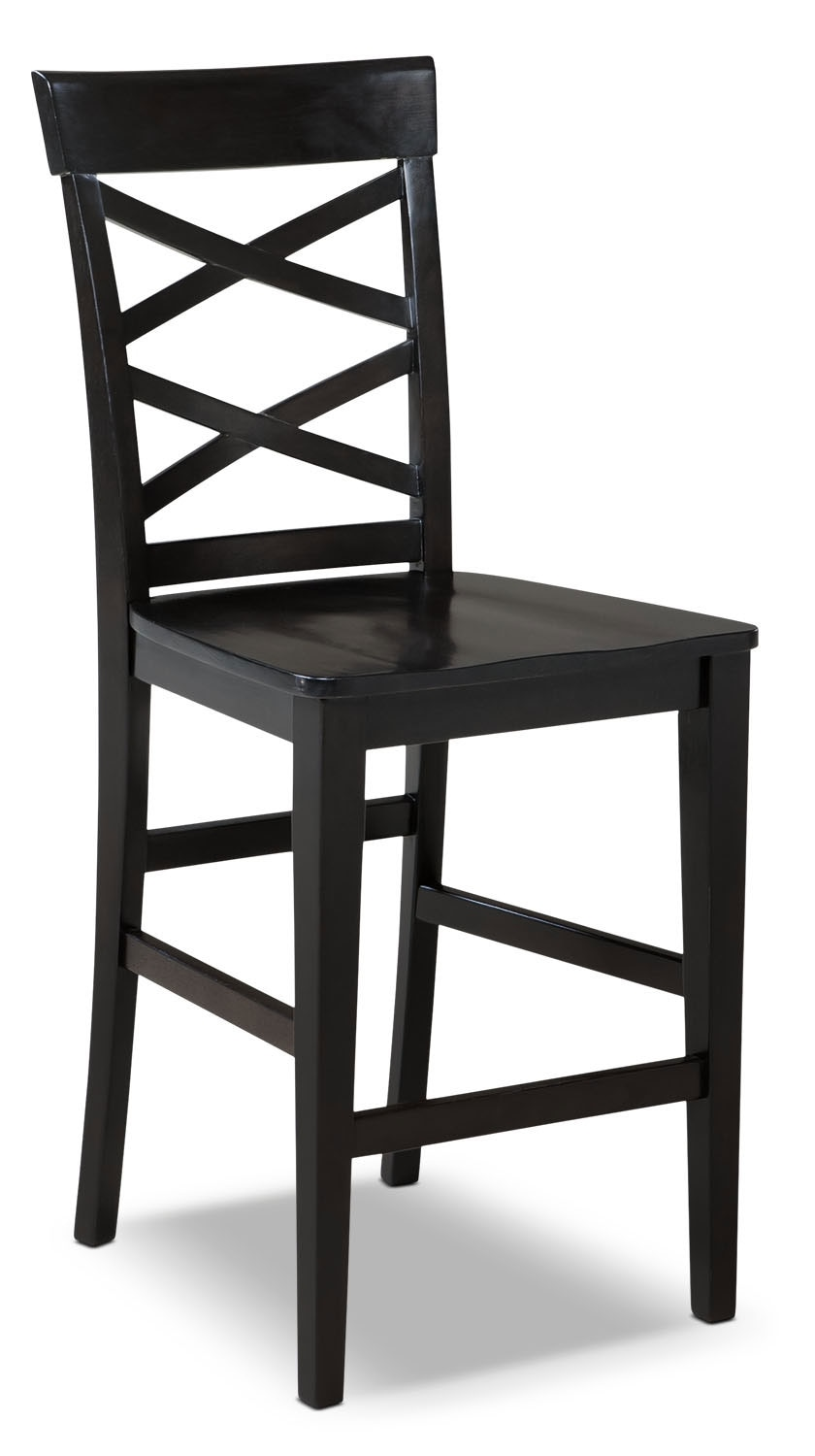 "Dining Room Furniture - Berlmine 24"" Bar Stool"