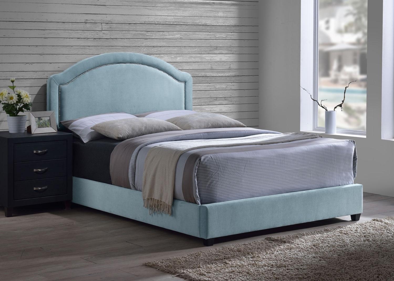 Kids Furniture - Madeline Full Bed – Blue