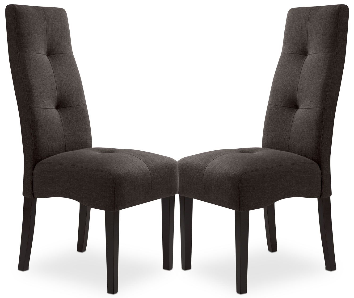 Sadie Grey Dining Chair – Set of 2