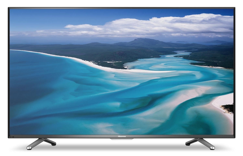 "Hisense 50"" 4K UHD Smart Television"
