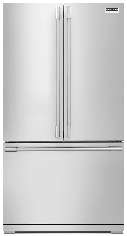 Refrigerators and Freezers - Frigidaire Professional 22.6 Cu. Ft. Refrigerator - Stainless Steel
